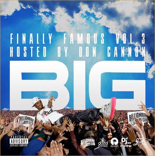 big sean finally famous vol 3 album cover. Big Sean: Finally Famous Vol.